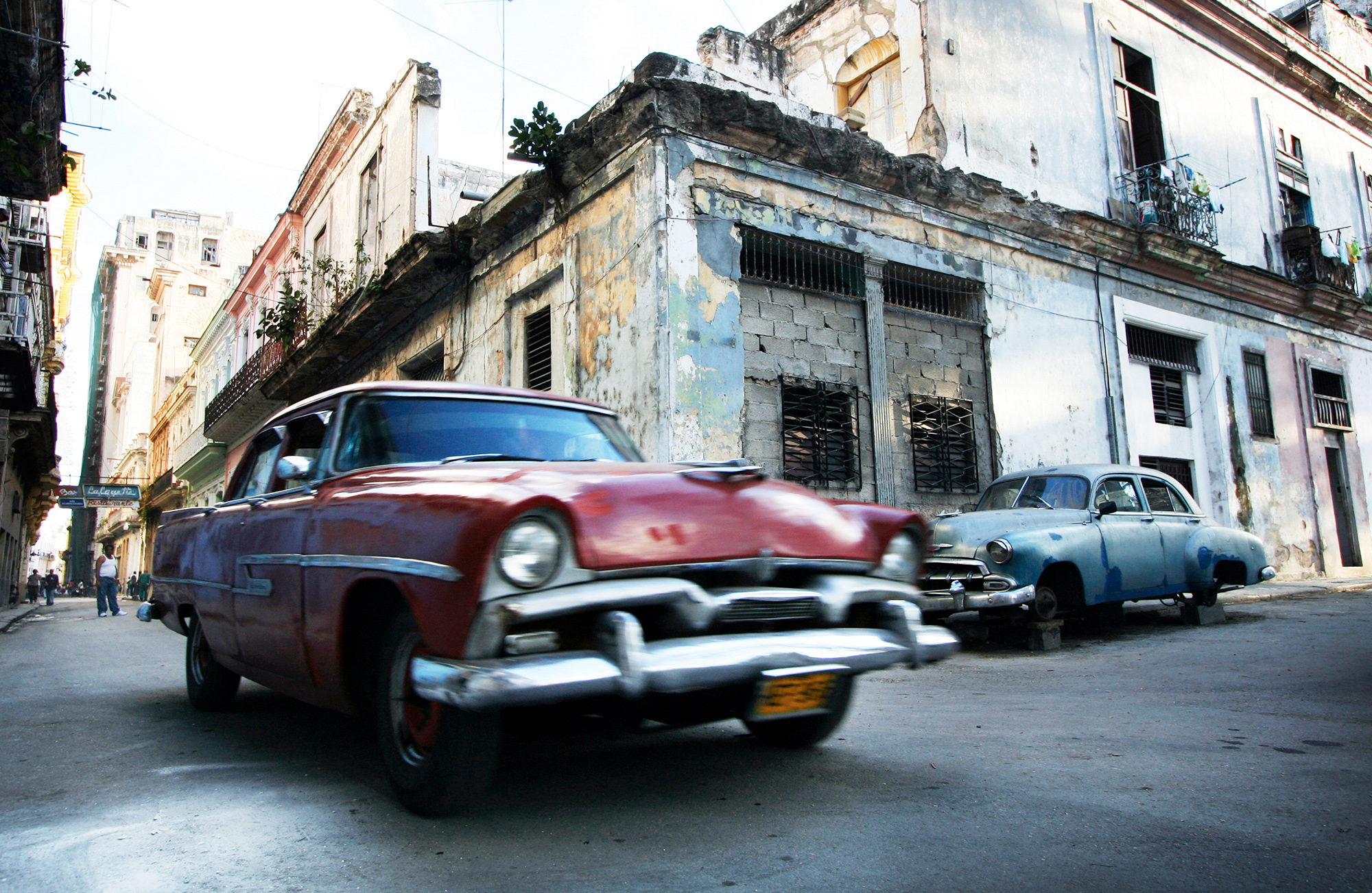 Gamla Stan. Havanna, Kuba.