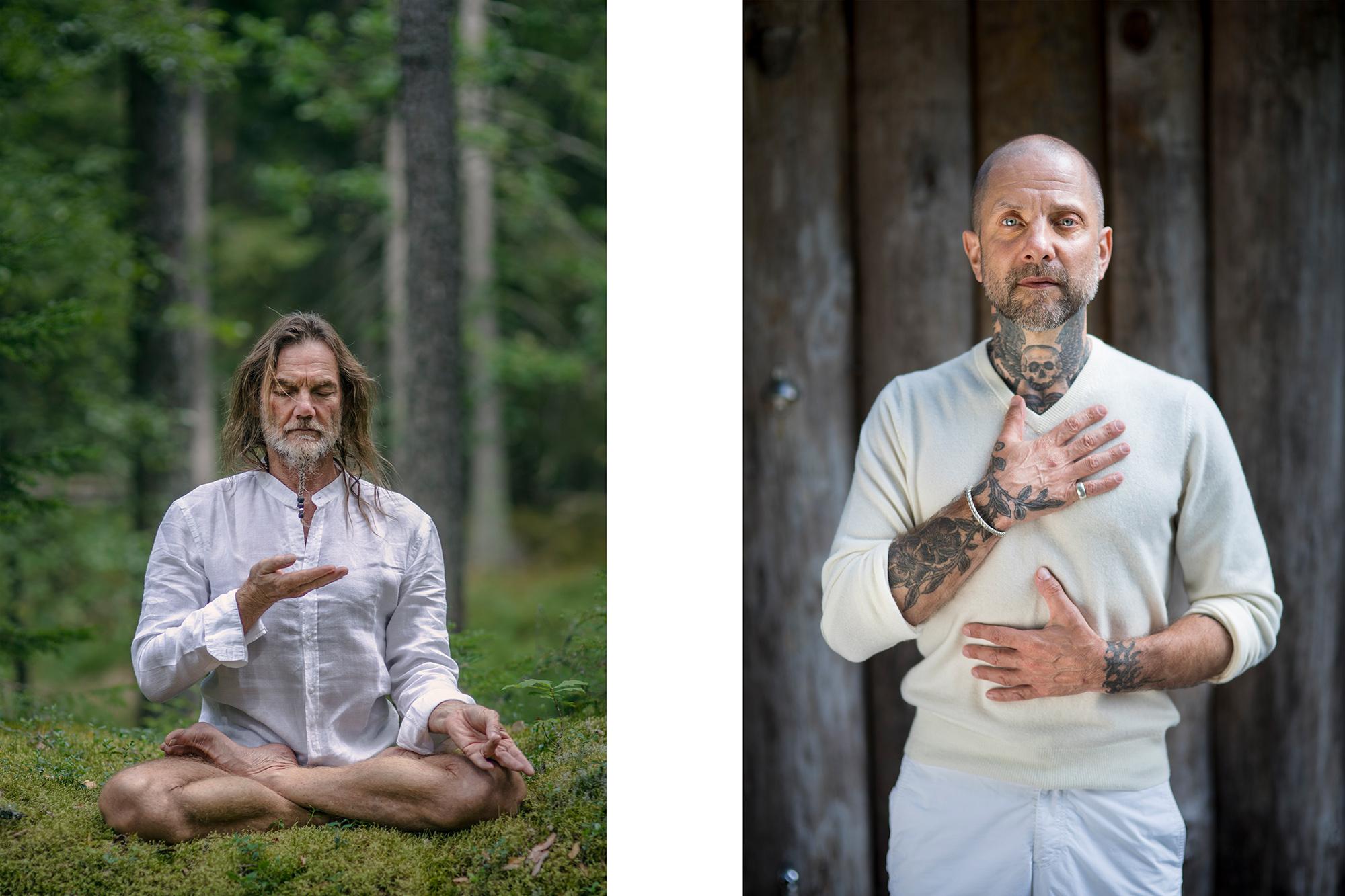 John Scott. Traumaanpassad yoga - Josefin Wikström