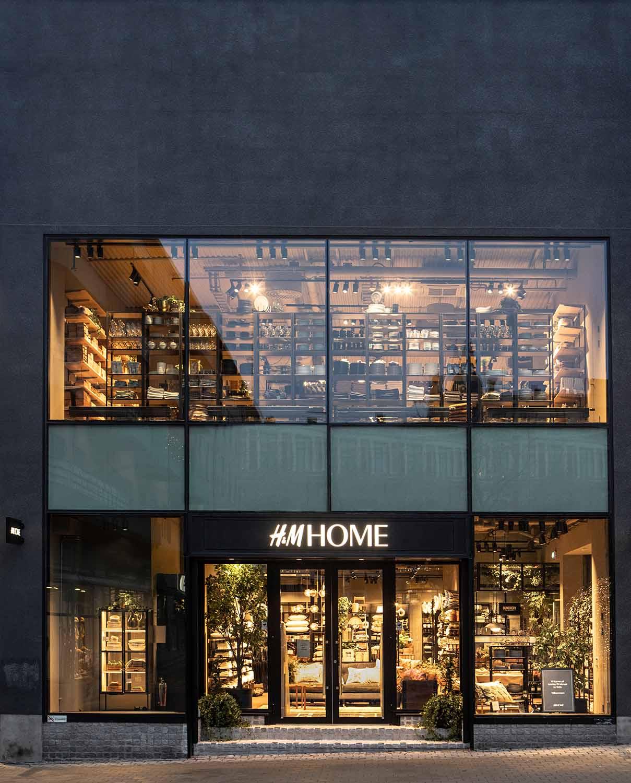H&M Home i Örebro